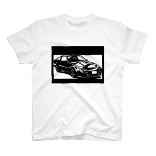NISSAN フェアレディZ XR2切り絵デザイン T-shirts