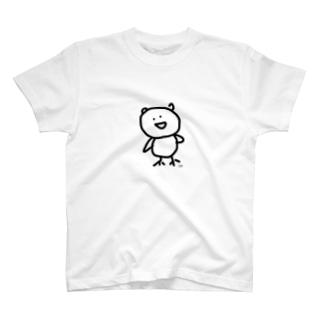 335shopのfuku335 T-shirts