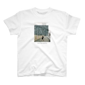 月刊少女団地#0 | Natita Ito T-shirts