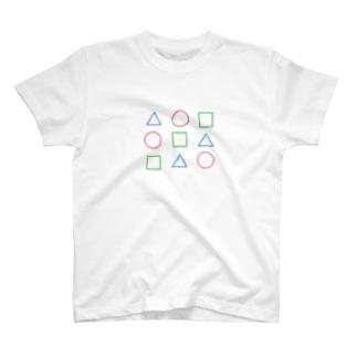 パズルゲーム T-shirts