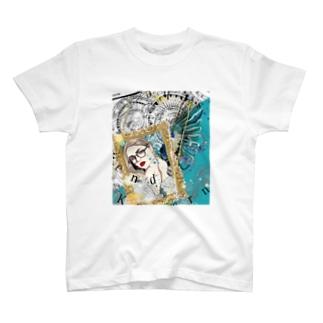 理系女子Tシャツ T-shirts
