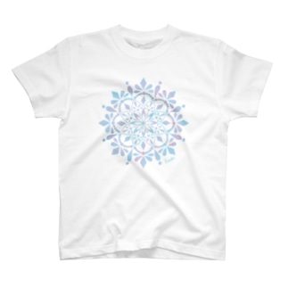 MANDARA-light blue- T-shirts