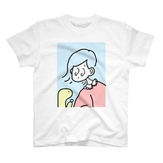 飴ちゃんどうぞ T-shirts