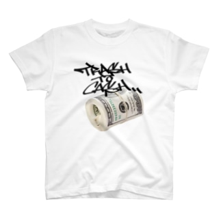 TRASH to CASH! T-shirts