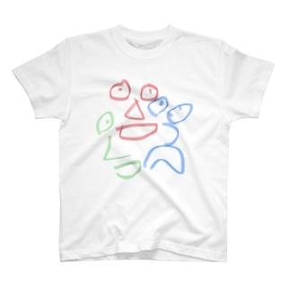 かお T-Shirt