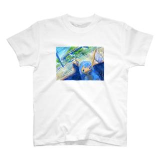 つかまえに行く T-shirts