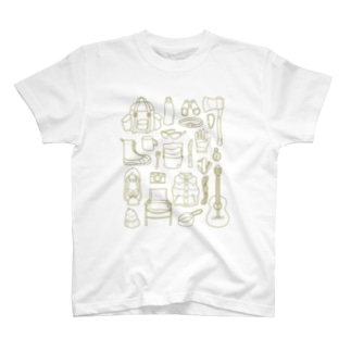 GO OUT c T-shirts