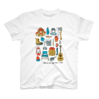 GO OUT T-shirts