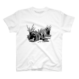 花屋の娘 T-shirts