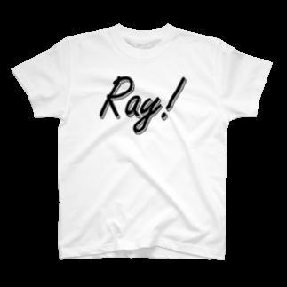 tocaiのray Tシャツ