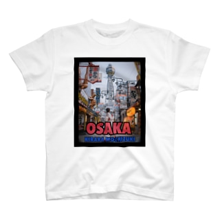 OSAKA きらら T-shirts
