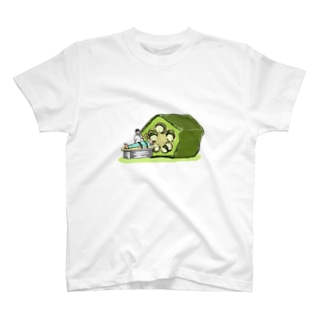 MRI(おくら) T-shirts