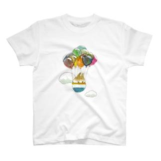 風船コモプ T-Shirt
