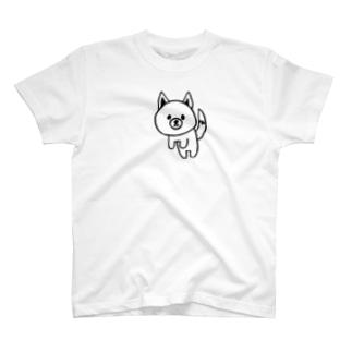 わんわんわんこのTシャツ T-shirts