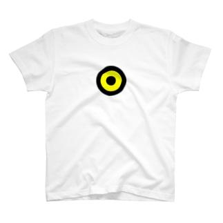 ターゲットマーク_柏 T-shirts