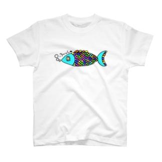ふぃっしゅ  T-shirts