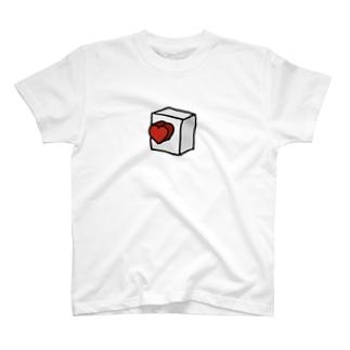 ハートスイッチ T-shirts
