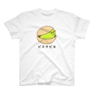 ピスタピヨ T-shirts