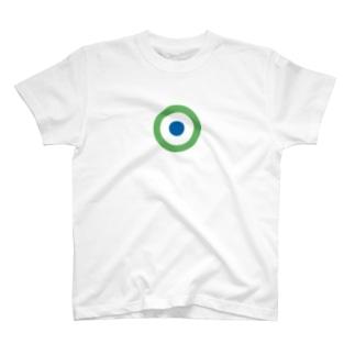 ターゲットマーク_湘南 T-shirts