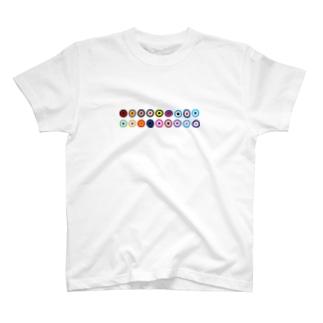 ターゲットマーク_J1_2020 T-shirts