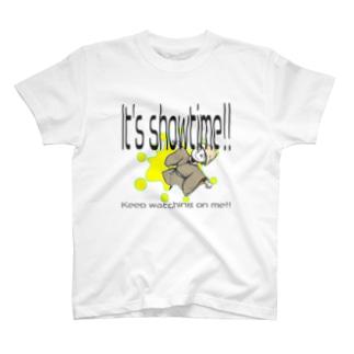 It's showtime T-shirts