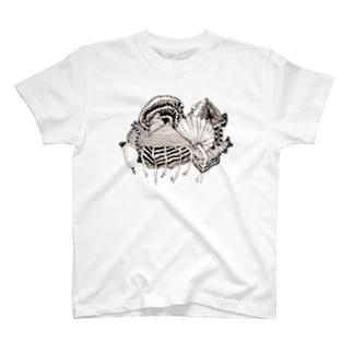 ミイラ T-shirts
