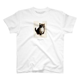 べいびーにゃんたろうART T-shirts