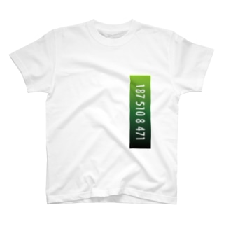 1875108471~GREEN~ T-shirts