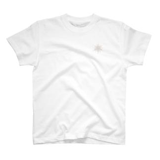 Metatron Star 001 ラウンド T-shirts