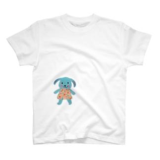 うさぎ たれみみ T-shirts