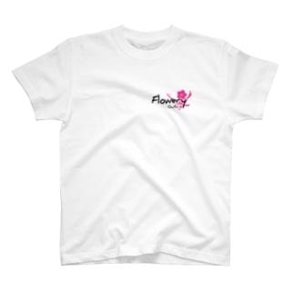 Flowery Guitars Tシャツ T-shirts