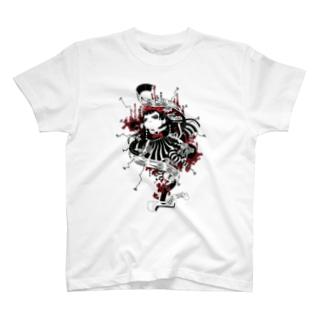 おちる T-shirts