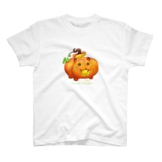ニャンプキン T-shirts