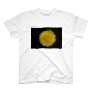 わたしが食べたお寿司に乗っていた食用の花 T-shirts