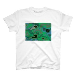 W.O.D.CAMO-01 T-shirts