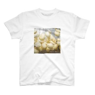 鈴なりカチョカバロ T-shirts