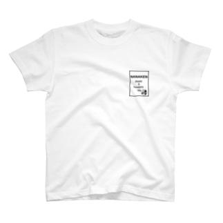 NANAKEN(囲い) T-shirts