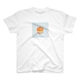 T / todays cake 〜Paris-Brest〜 T-shirts