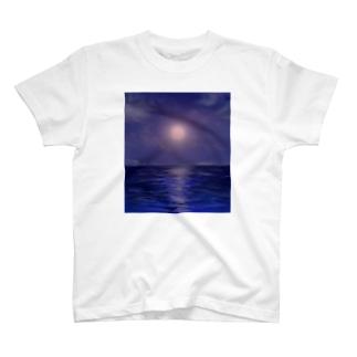 strawberry moon T-shirts