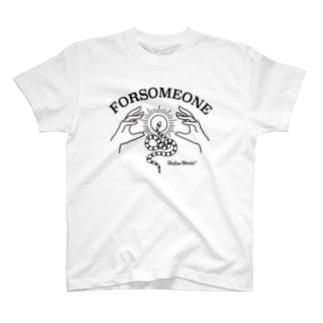 SNAKE&HANDS T-shirts