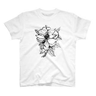 マグノリア T-shirts