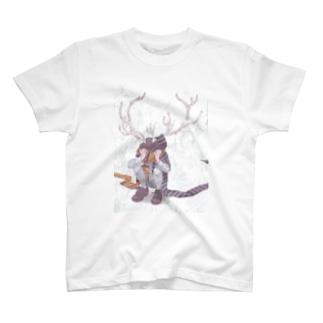 マフラー T-shirts