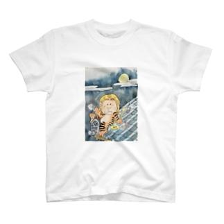 妖怪 鵺(ぬえ) T-shirts