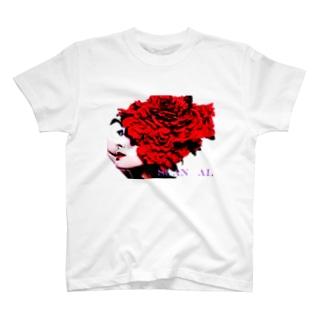SCANDALオリジナルTシャツ T-Shirt