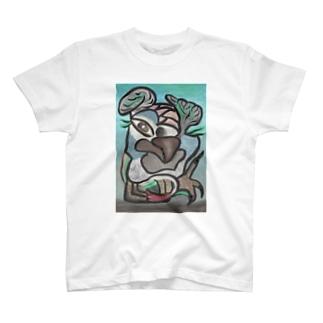 ヨウムモデル T-shirts