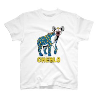 C.B.Hyena T-shirts
