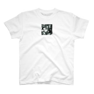 おっちーむしゃむしゃ広辞苑の食べ方! T-shirts
