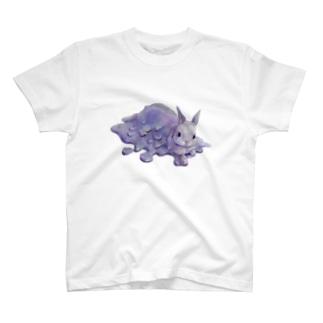 とろーりうさぎ T-shirts