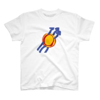 W.O.D. ACROSS T-shirts