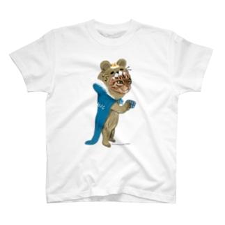 くまおうなみこと T-shirts